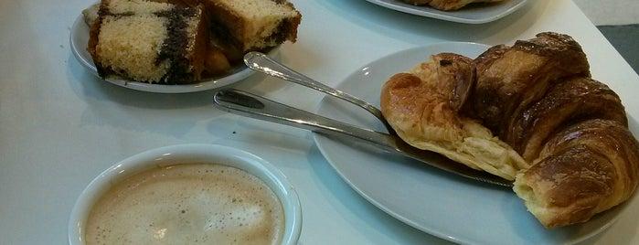 Cafeteria Panaderia CABRERA is one of Pontevedra.