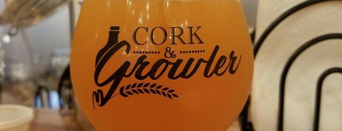 Cork & Growler is one of Dallas Todo.
