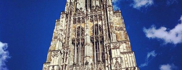 Cathédrale d'Ulm is one of 100 обекта - Германия.