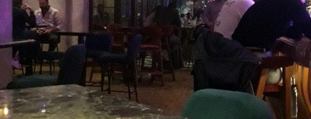 Kerouac Urban Lounge Bar is one of Lugares favoritos de Lina.