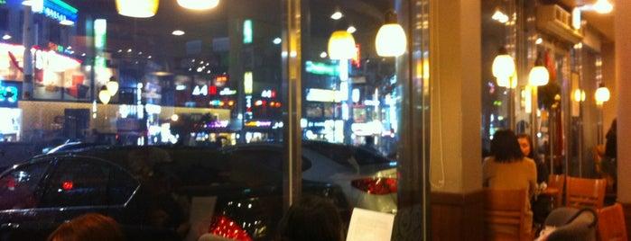 스타벅스 is one of Kyusang 님이 좋아한 장소.