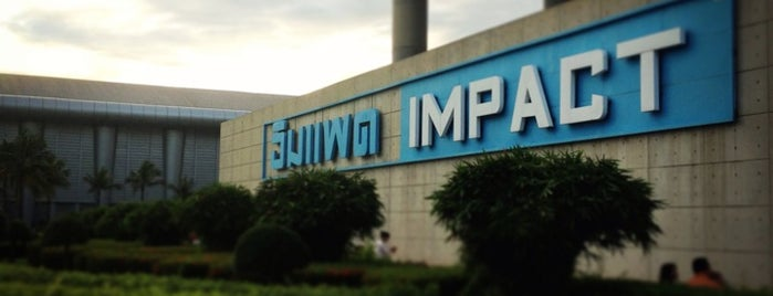 IMPACT Arena is one of Lieux qui ont plu à 「 SAL 」.