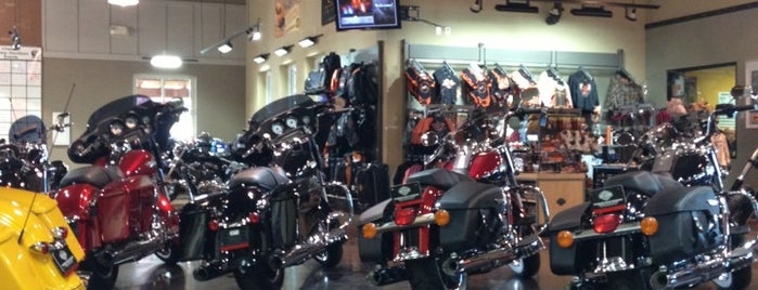 Chandler Harley-Davidson is one of US 2014.