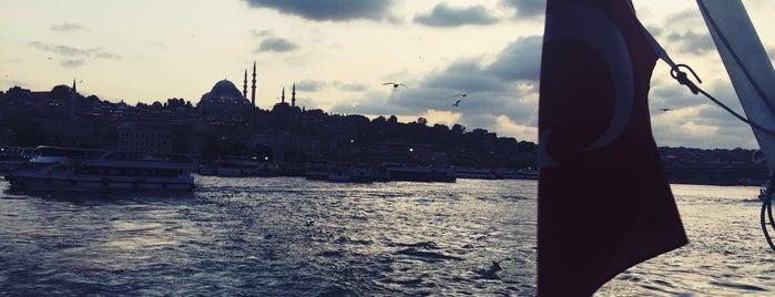 Eminönü Boğaz Turu is one of ISTANBUL for tanya & dima.