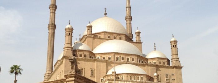 Muhammad Ali Mosque is one of Cairo.