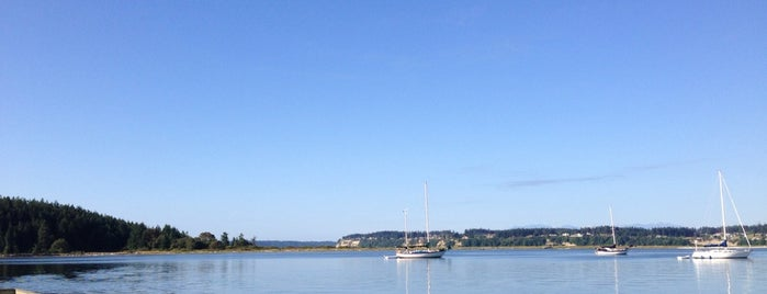 Seaplane Naval Base-Whidbey Island is one of Locais salvos de Tricia.