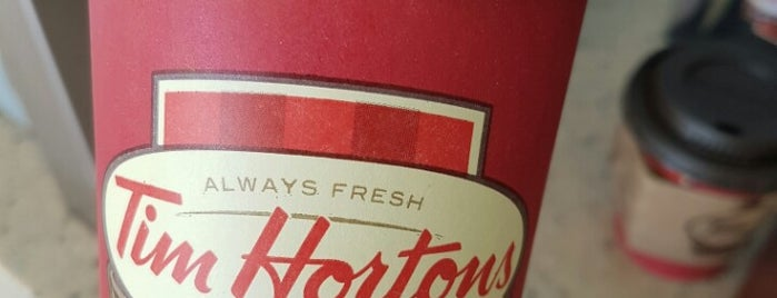 Tim Hortons is one of Posti che sono piaciuti a Mohammed.
