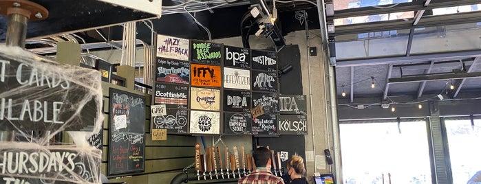Hillman Beer is one of สถานที่ที่ Mary Ellen ถูกใจ.