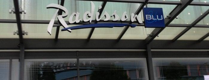 Radisson Blu Hotel is one of schon gemacht 2.