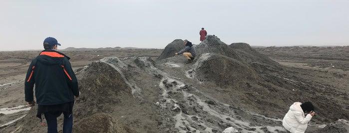 Clangerland Mud Volcanoes is one of Locais curtidos por Els.