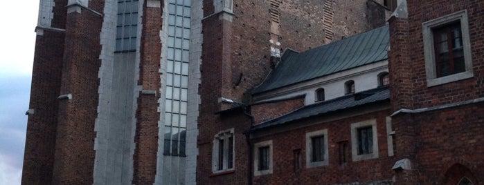 Kościół św. Katarzyny is one of Locais curtidos por Carl.