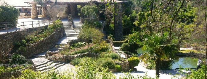 Japanese Tea Gardens is one of Texas Places to Try.