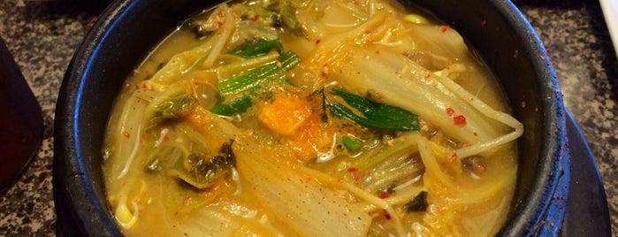 Kimchi Korean Restaurant is one of Orte, die Alice gefallen.