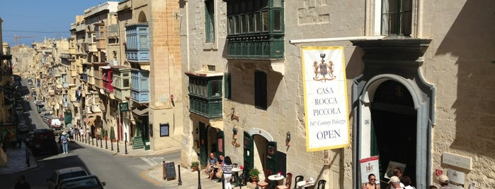 Casa Rocca Piccola is one of Malta - Favorites.