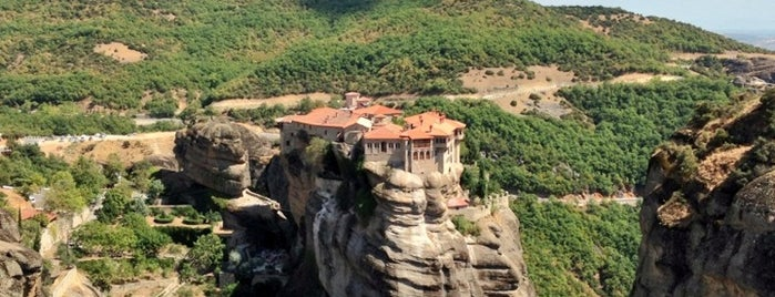 Monastery of the Great Meteoron is one of Top photography spots.