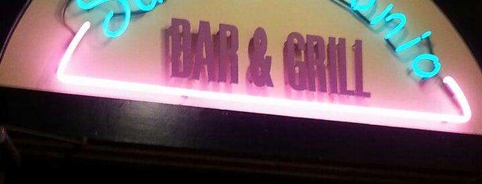 San Antonio Bar & Grill is one of Posti che sono piaciuti a Phil.