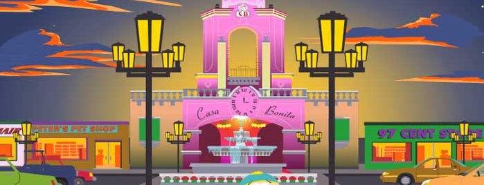 Casa Bonita is one of Things to do in Denver When You're Alive.