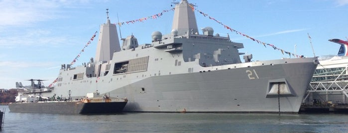 USS New York is one of Nyc.