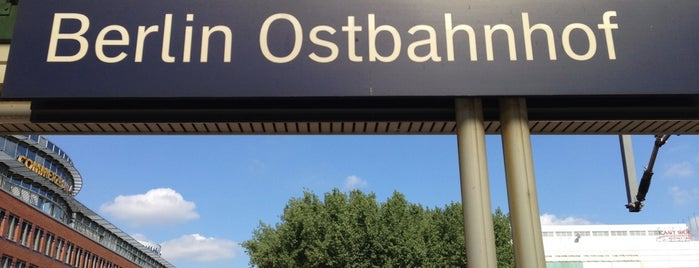 Berlin Ostbahnhof is one of Berlin #4sqcities.