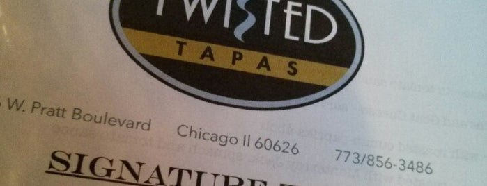 Twisted Tapas is one of Lieux sauvegardés par Jeff.