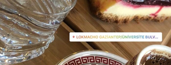 Lokmacho is one of Seda 님이 좋아한 장소.