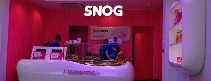 Snog Pure Frozen Yogurt is one of Posti che sono piaciuti a Nuno.