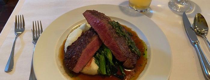 Terrapin Creek Cafe is one of 2012 San Francisco Michelin Starred Restaurants.
