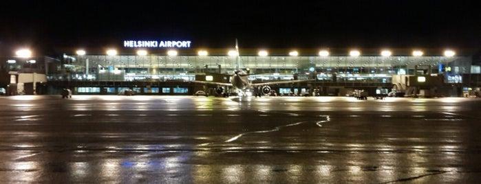 Аэропорт Хельсинки (HEL) is one of myAirhavens.