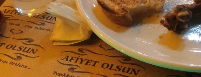 Yiğit Kasap Et & Mangal is one of Lieux qui ont plu à Çiçek.