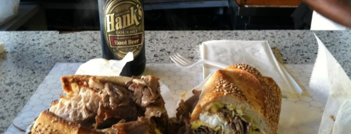 Paesano's Philly Style is one of Philly.