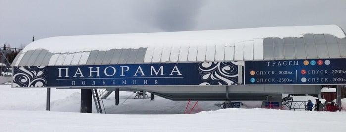 Нижняя Станция Панорама is one of Orte, die София gefallen.