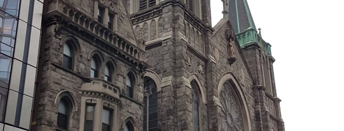 Sts Cyril & Methodius and St Raphael's Croatian Catholic Church is one of Hell's Kitchen.