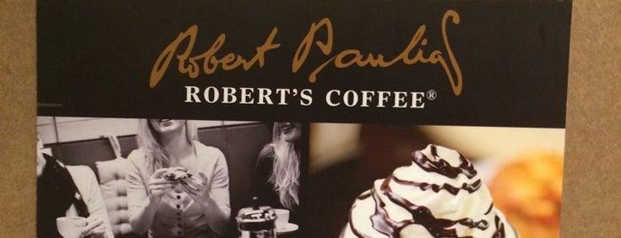 Robert's Coffee is one of Murat : понравившиеся места.