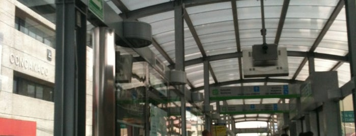 Metrobus Estación Balderas is one of peDRINK : понравившиеся места.
