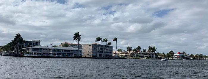 Intercoastal Waterway is one of Fort Lauderdale visitados.