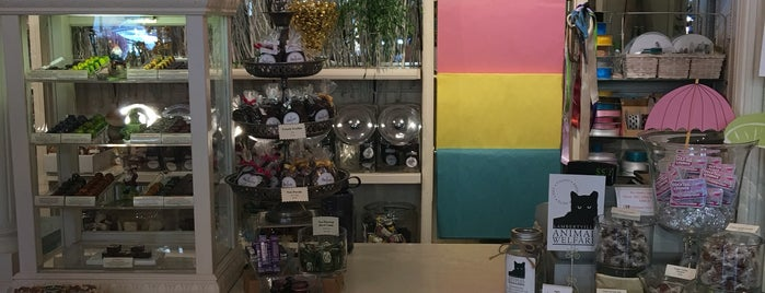 The Chocolate Box is one of Welcome to New Hope.