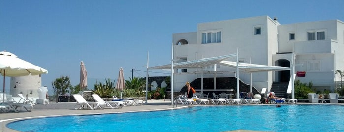 Orizontes Hotel & Villas is one of Posti che sono piaciuti a Edgar.