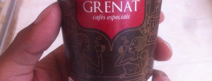 Grenat Cafés Especiais is one of Locais salvos de Thaís.