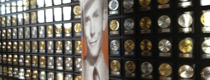 Country Music Hall of Fame & Museum is one of nashville.