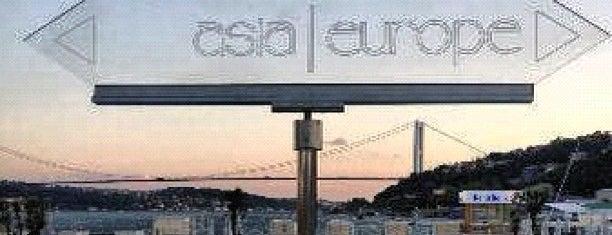 Suada Club is one of Istanbul'da Manzara.