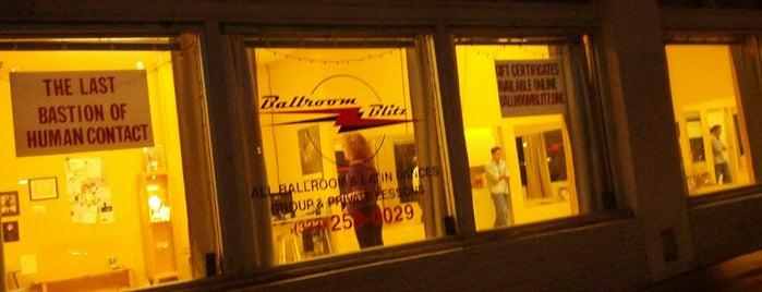 Ballroom Blitz is one of Mama Bear Spots.