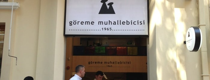 Göreme Muhallebicisi is one of Cerenさんの保存済みスポット.