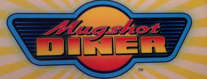 Mugshot Diner is one of Orte, die Alexis gefallen.