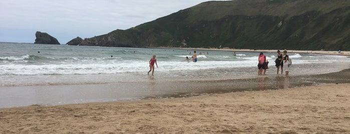 Chiringuito Playa de Torimbia is one of Mis restos favoritos.