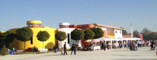 ODTÜ Geliştirme Vakfı Okulları is one of Locais curtidos por Rutil.