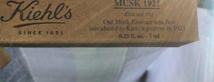 Kiehl's is one of Frank : понравившиеся места.