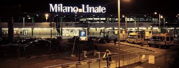 Международный аэропорт Милан Линате (LIN) is one of myAirhavens.