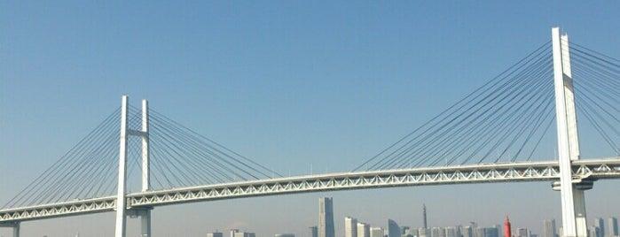 Yokohama Port is one of 西郷どんゆかりのスポット.