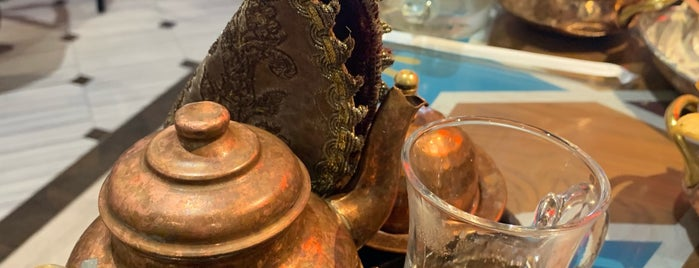 Roman Zaman Damascene Cuisine Inc is one of Posti salvati di Sam.