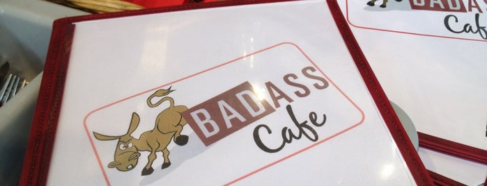 Bad Ass Café is one of Éirinn go Brách.